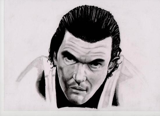 Antonio Banderas by zacke